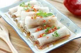 Củ cải hấp thịt lợn