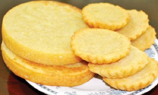 Bánh khoai lang