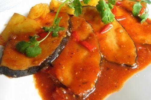 cách làm món cá kho chay