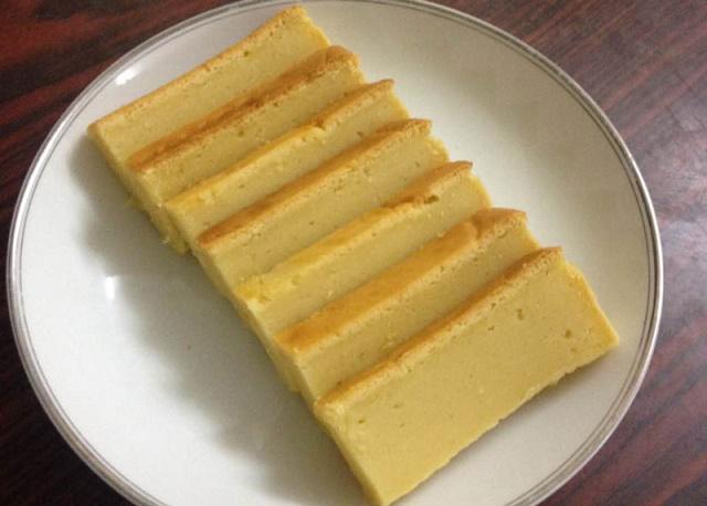 Bánh đậu xanh mỡ